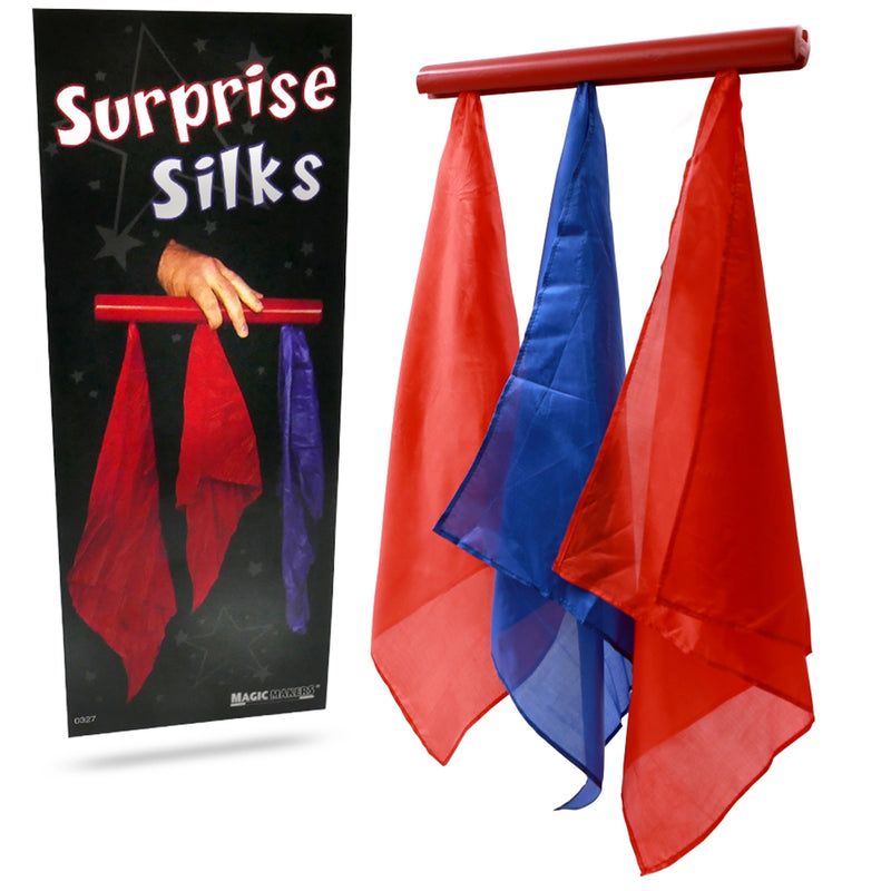 Magic Silk Trick by Magic Makers