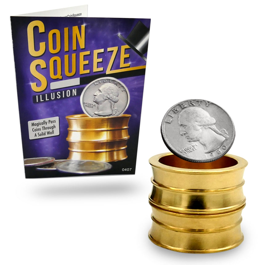 Coin Squeeze Illusion with Online Learning