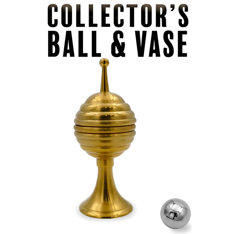 Collector's Ball & Vase