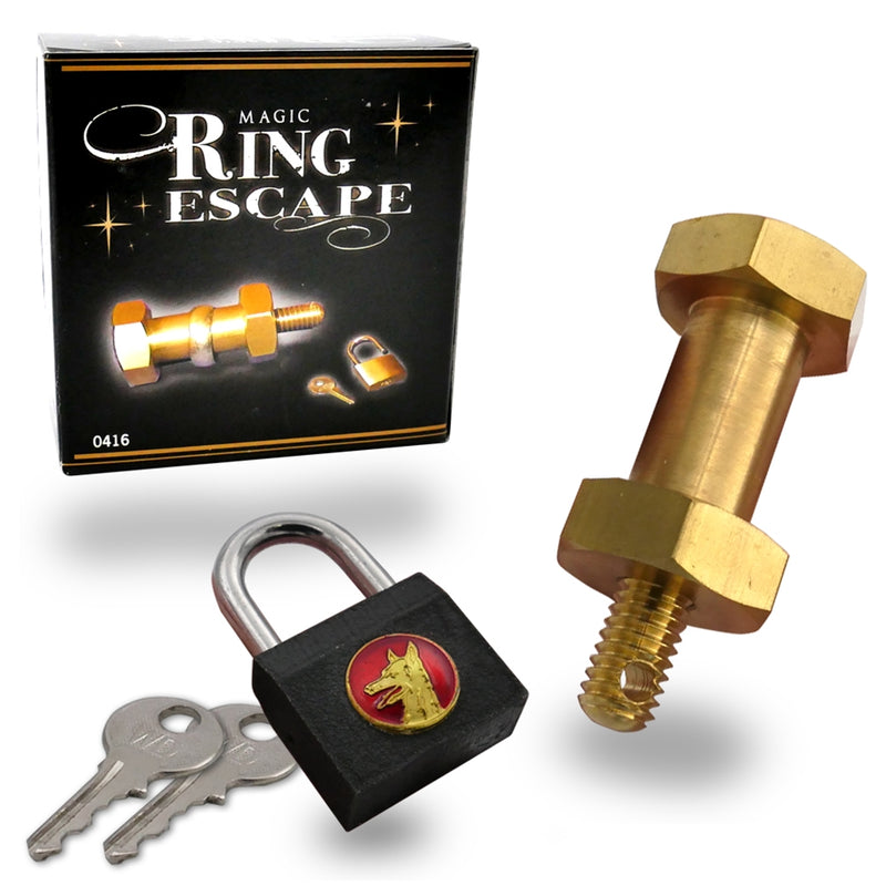 Magic Ring Escape