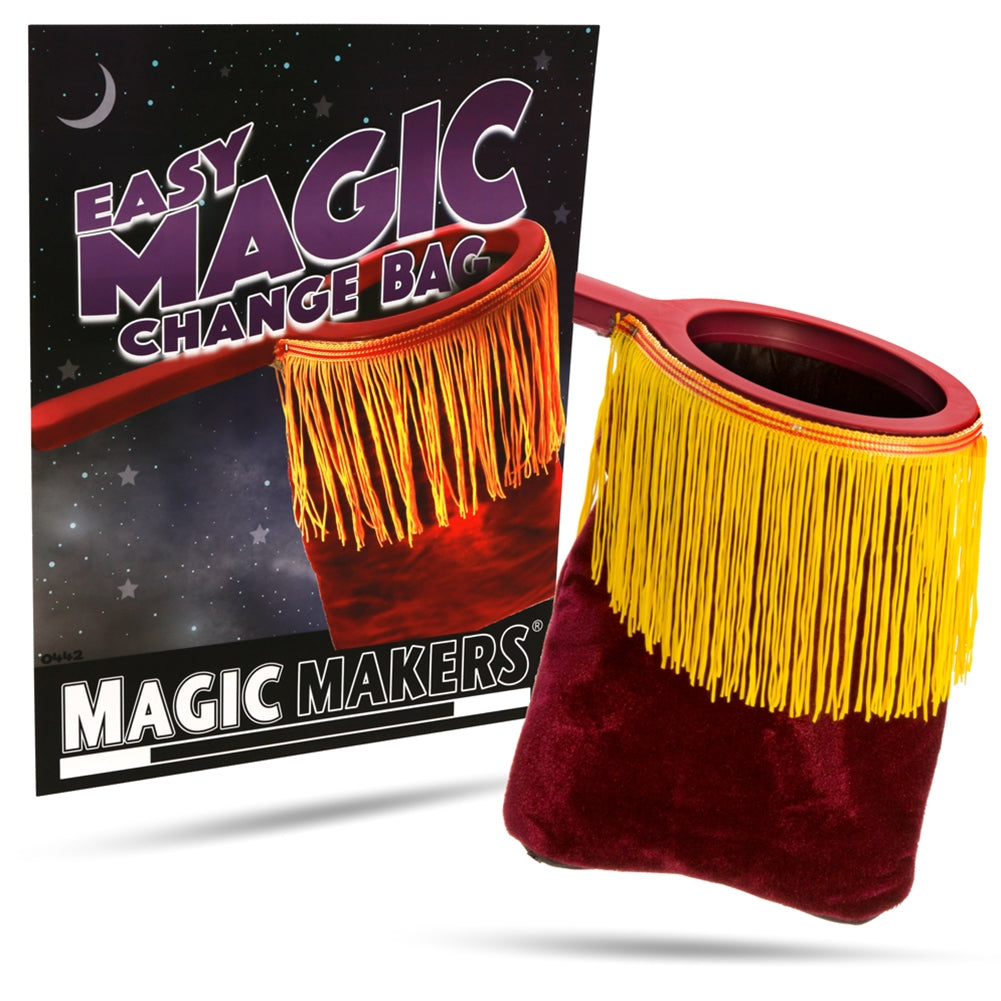Magic Change Bag - Red Edition