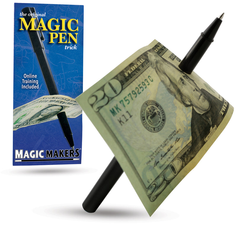 Magic Pen Trick - Original