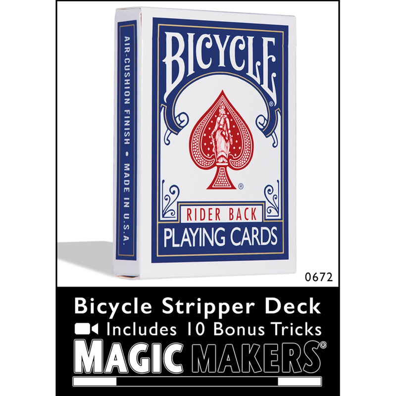 Magic Stripper Deck by Magic Makers