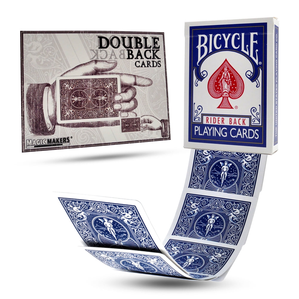 Bicycle Double Back Deck