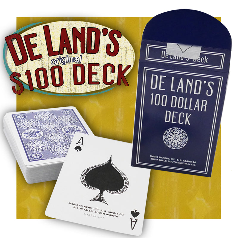 Magic Marked Deck - Delands Automatic Deck
