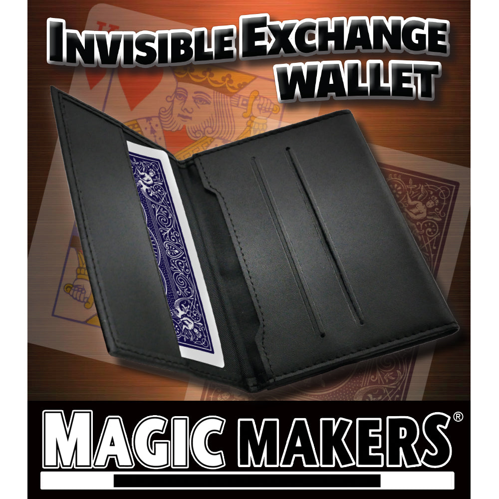 Invisible Exchange Wallet