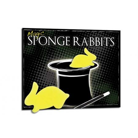 Magic Sponge Rabbits