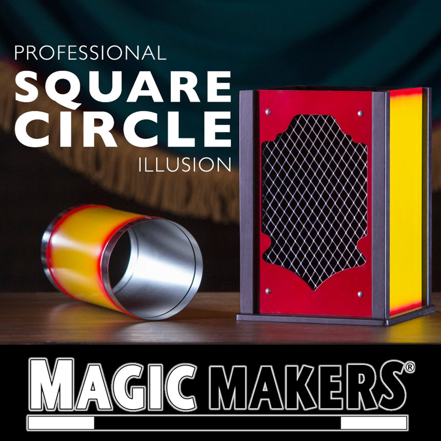 Professional Square Circle