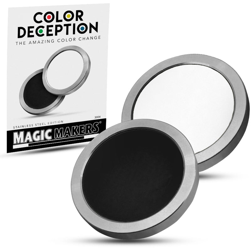 Color Deception - Stainless Steel