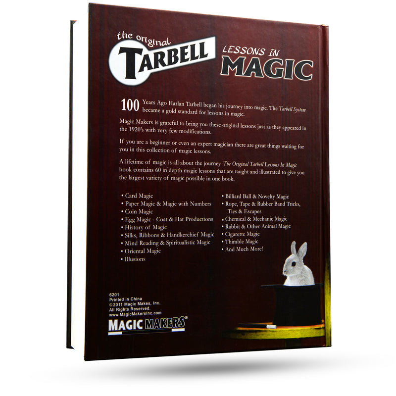 Tarbell Course In Magic - Complete Magic Lessons Original
