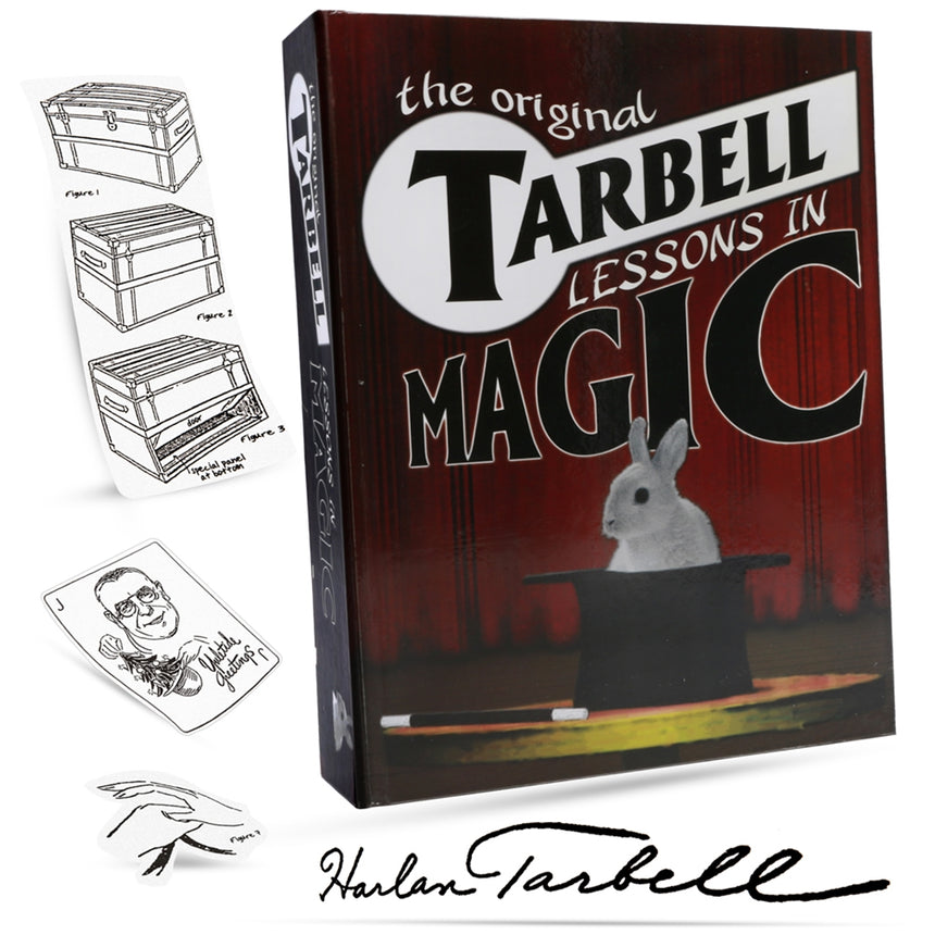 Original Tarbell Magic Book