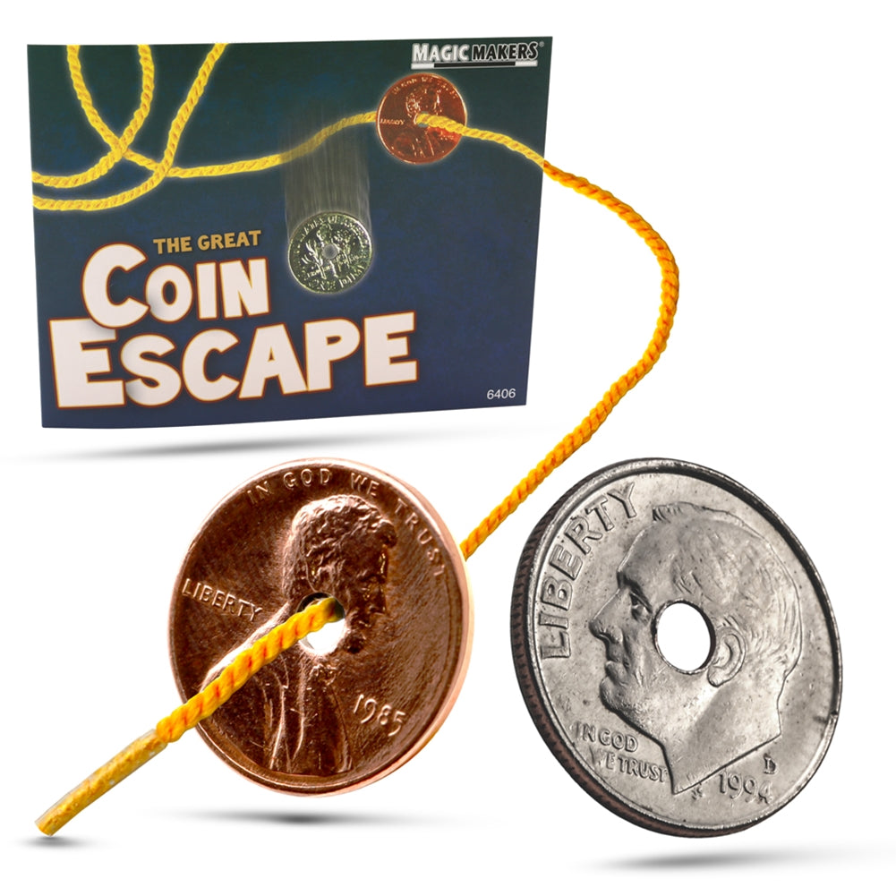 Coin Trick - Dime and Penny Trick