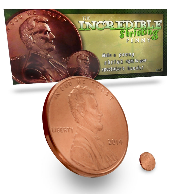 Incredible Shrinking Penny