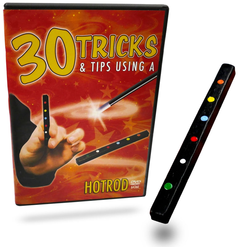 30 Tricks and Tips With a HotRod (Amaray DVD)