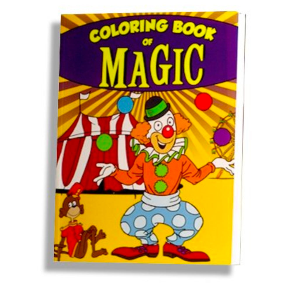 Magic Coloring Book for Kids Magic