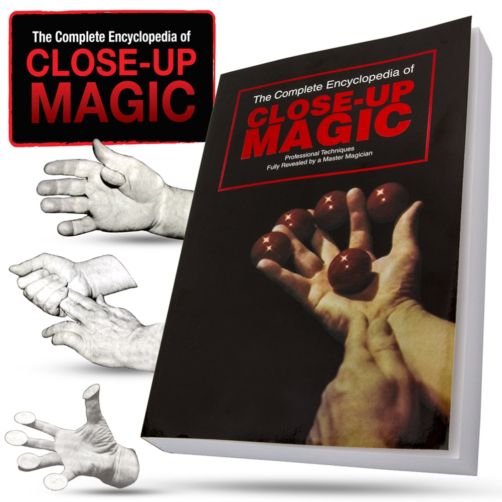 Complete Encyclopedia of Close-Up Magic