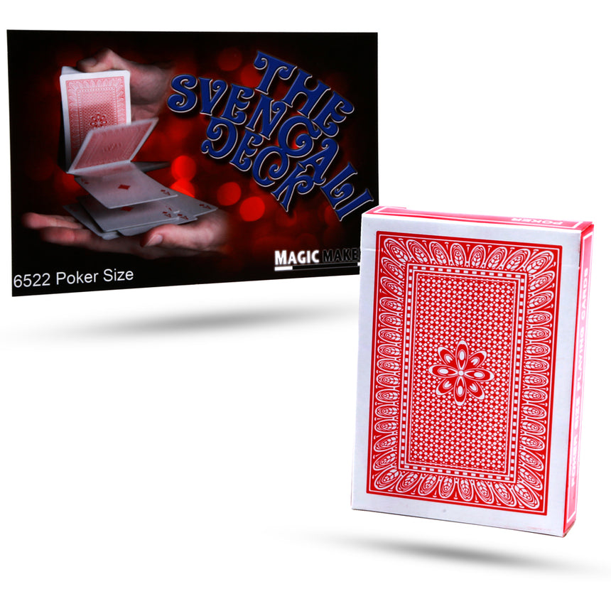 Svengali Deck Magic Trick by Magic Makers