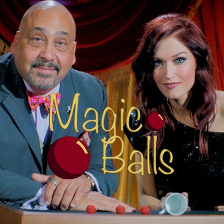 Magic Balls by George Bradley