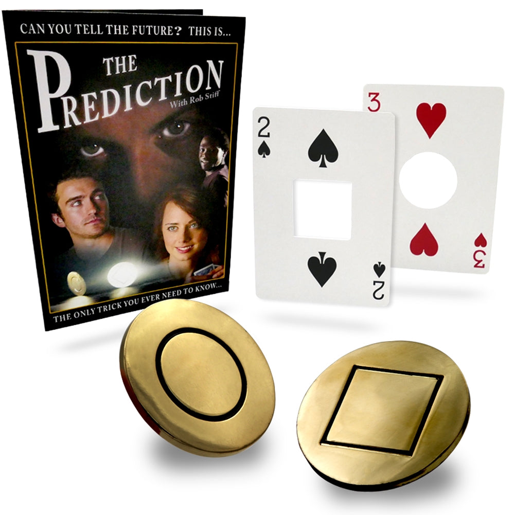 Prediction - Tell The Future Card Trick