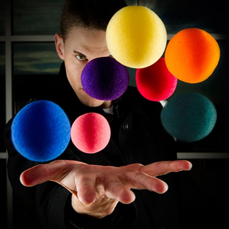 Magic Sponge Balls by Magic Makers