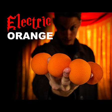 Orange Sponge Balls by Magic Makers