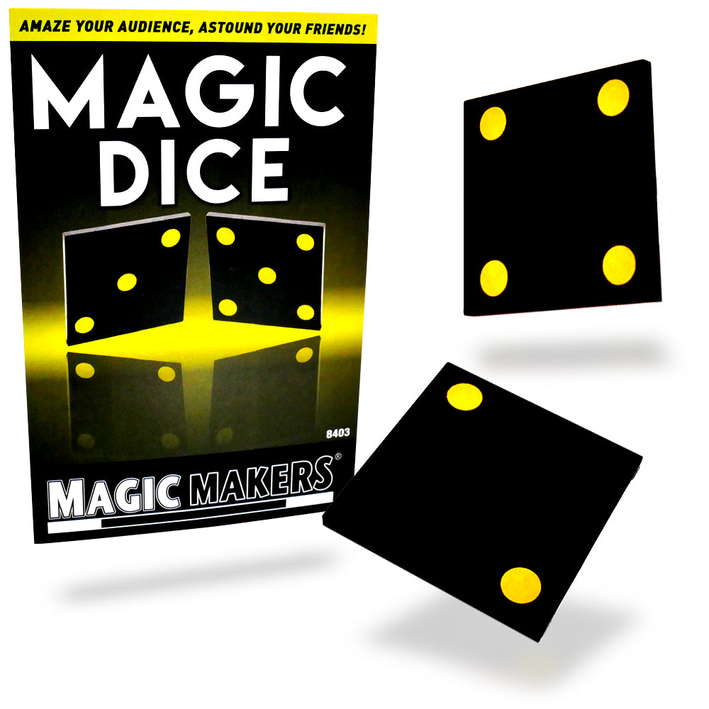 Magic Dice aka Las Vegas Dice