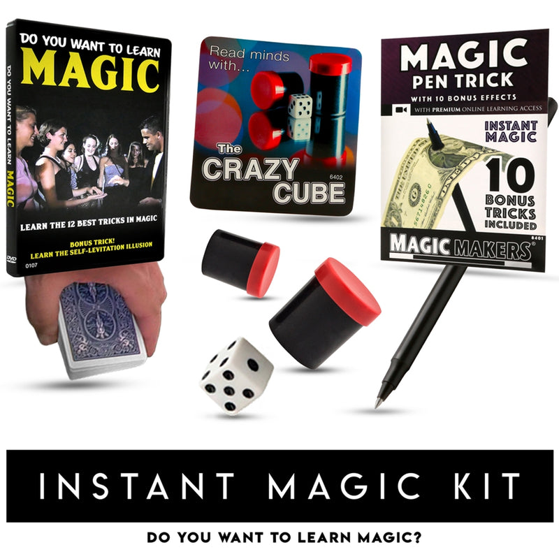 Instant Magician Kit