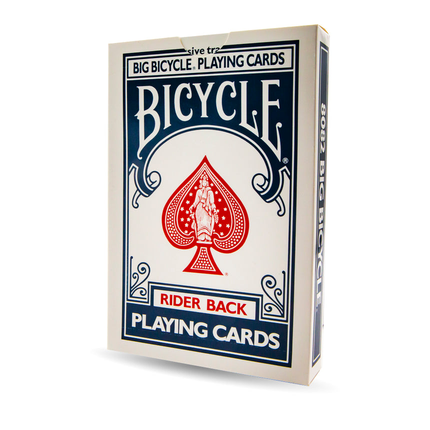 Jumbo Blue Bicycle Deck