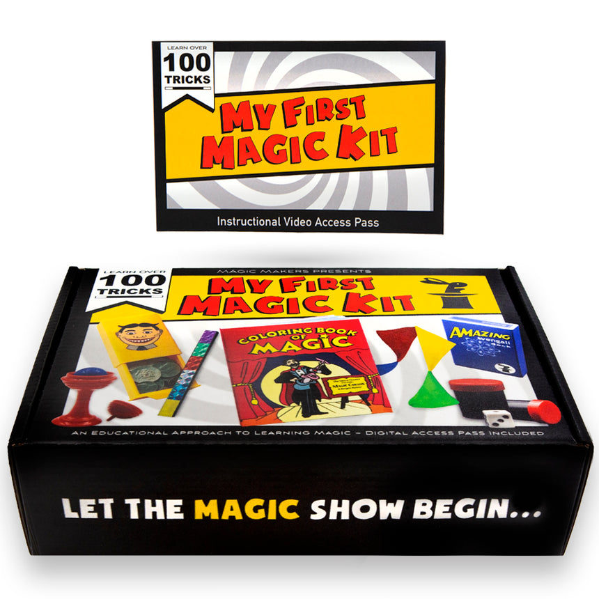 Magic Makers My First Magic Kit