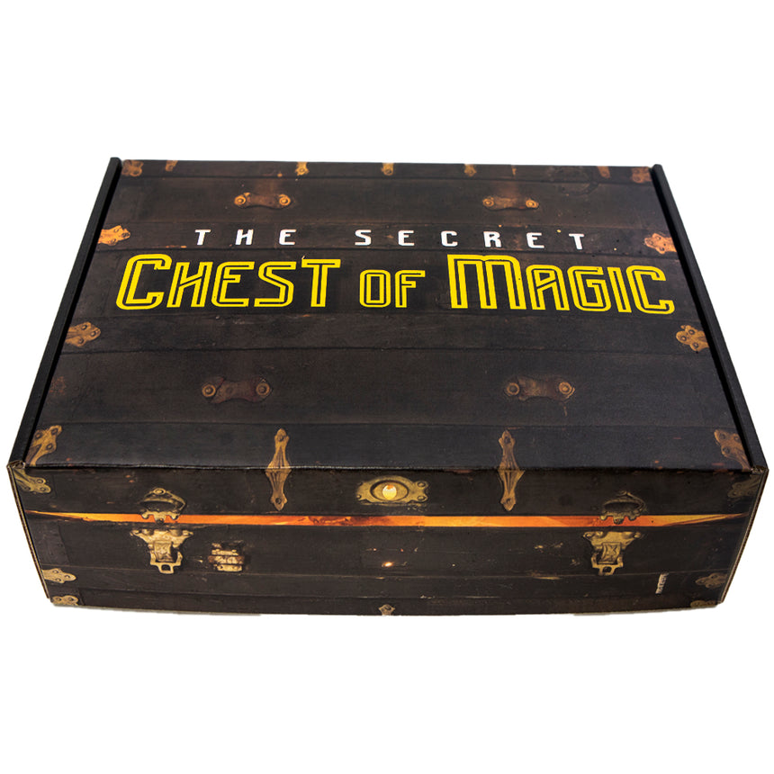 Magic Makers Secret Chest of Magic Kit