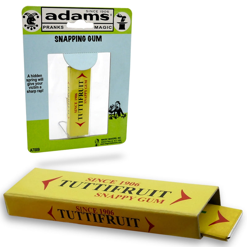 SNAPPING GUM - SS ADAMS