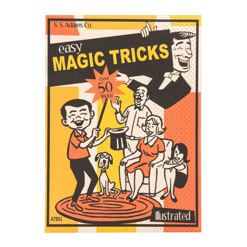 Magic Tricks How to Book