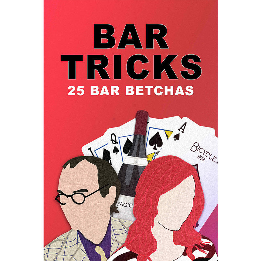 Bar Tricks & Bets with Simon Lovell - Instant Download & Streaming Access