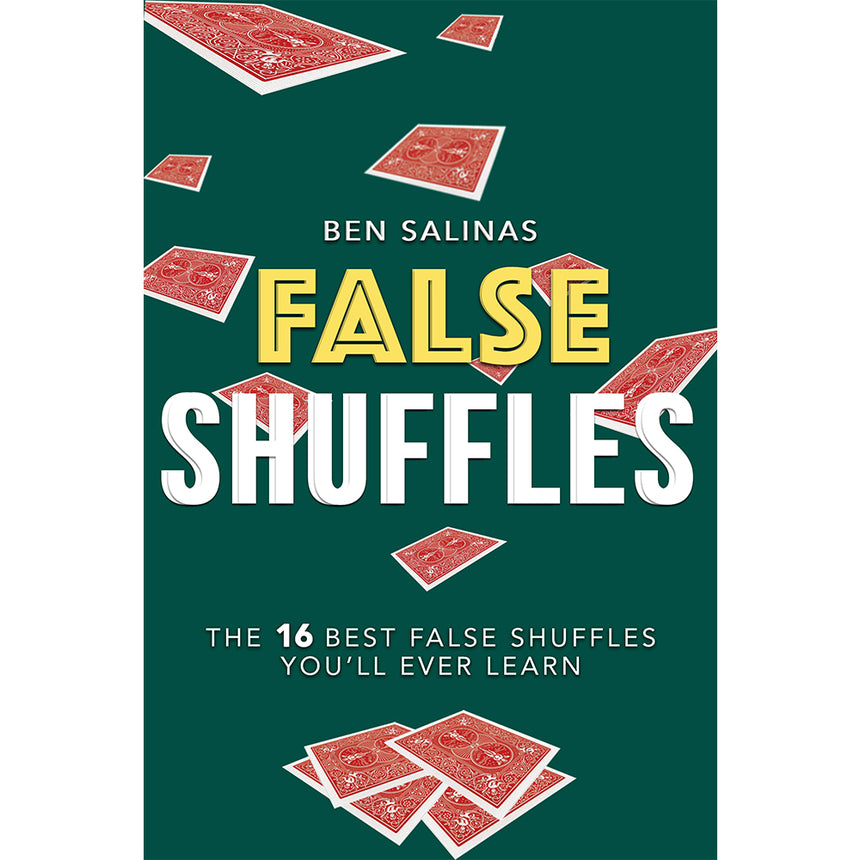 Learn False Shuffles With Cards - Instant Download & Streaming Access