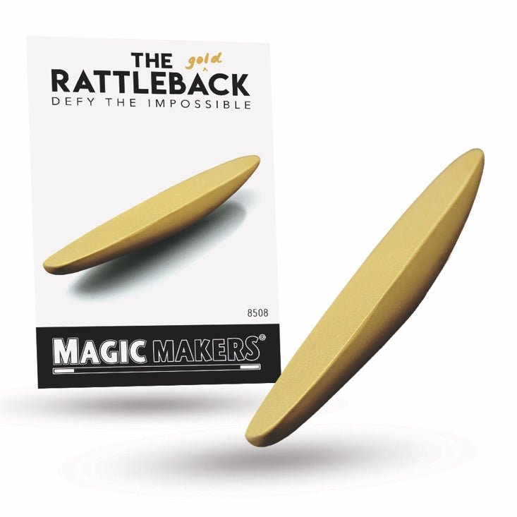 Magic Makers Gold Rattleback