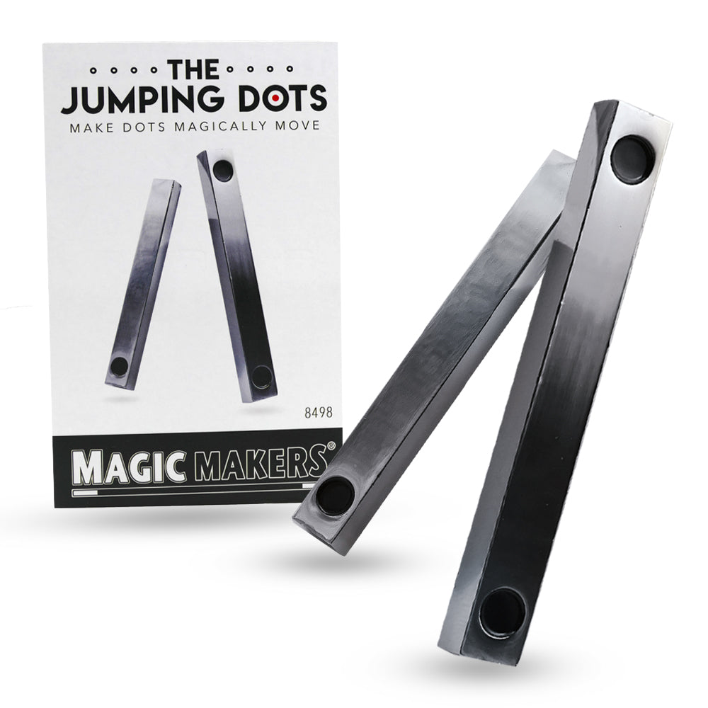 The Jumping Dots - Make Dots Magically Move