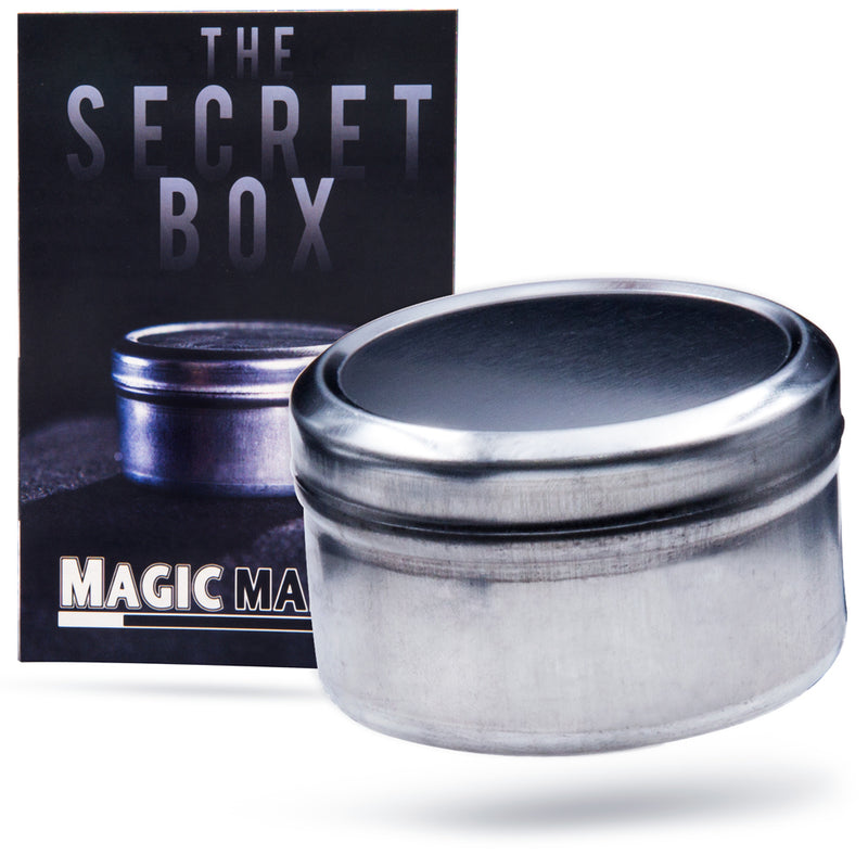 Secret Box - Easy Magic Trick