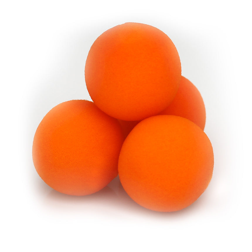 Orange Magic Sponge Balls by Magic Makers