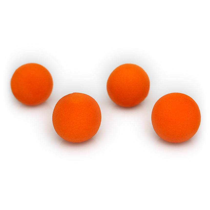 Magic Makers Vibrant Orange Sponge Balls