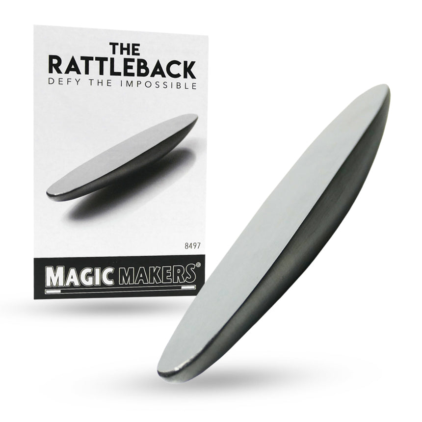Magic Makers Rattleback Collectors Model