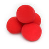 Magic Sponge Balls by Magic Makers in Red