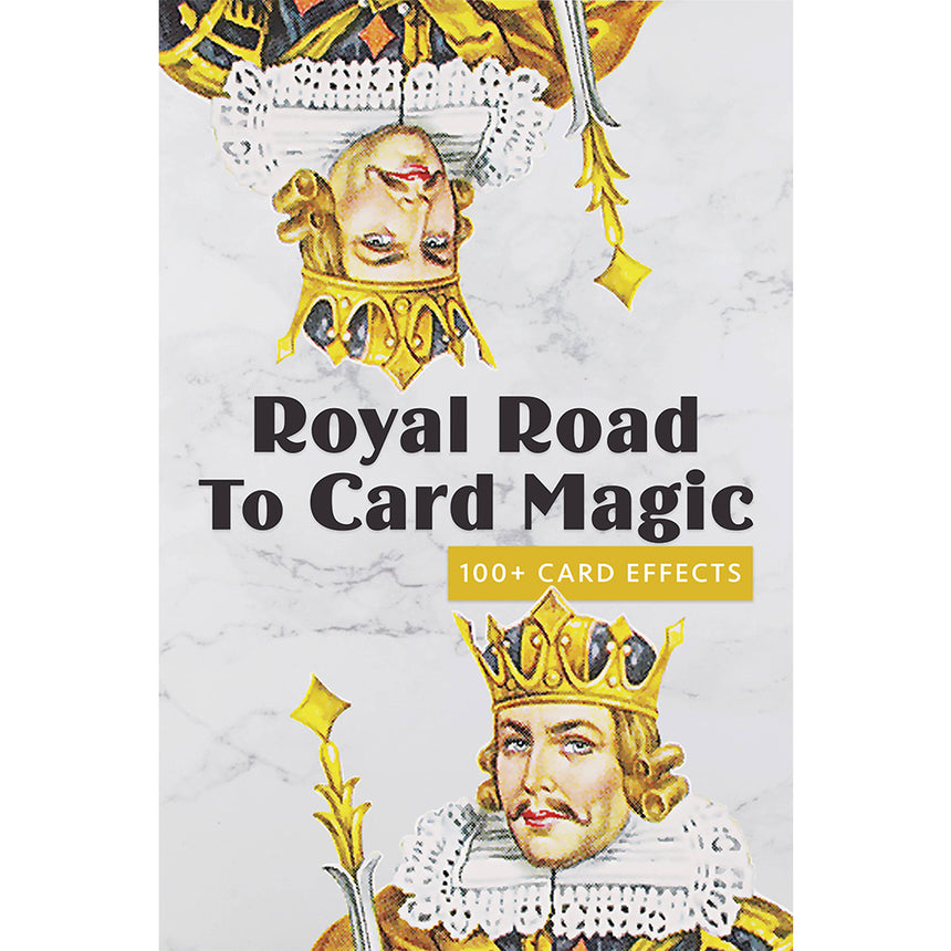Royal Road to Card Magic - Instant Download & Streaming Access