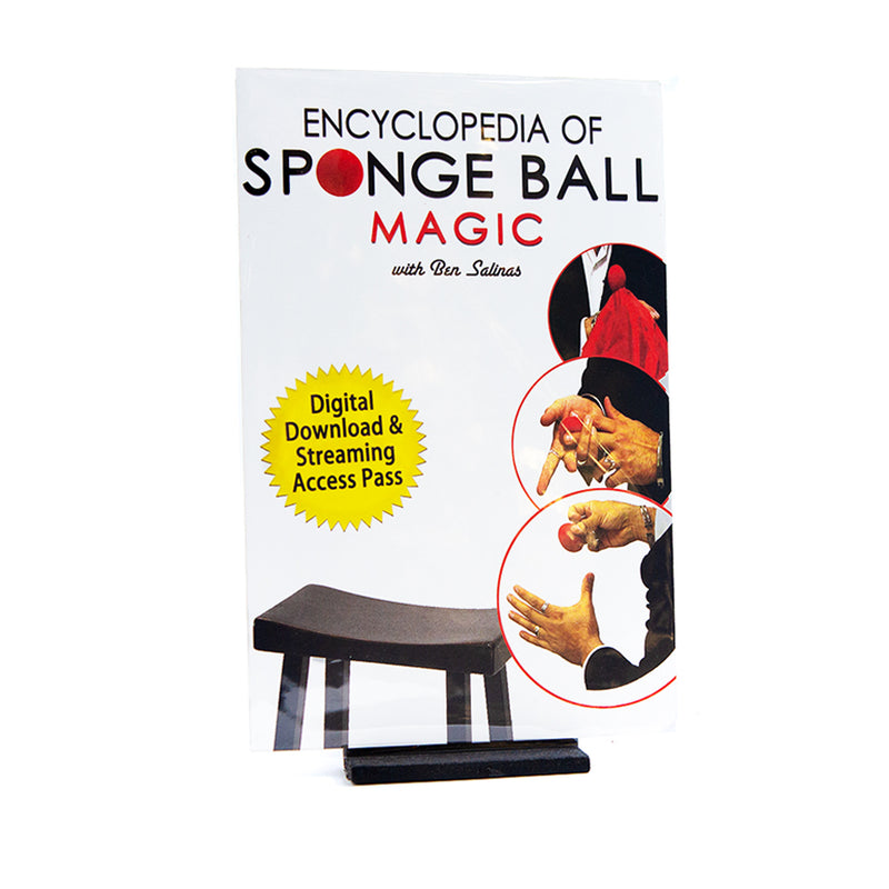 Encyclopedia of Sponge Ball Magic - Instant Download and Streaming Access