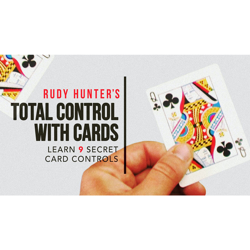 Total Control with Cards - Instant Download & Streaming Access