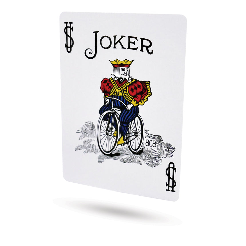 Joker One Way Forcing Deck