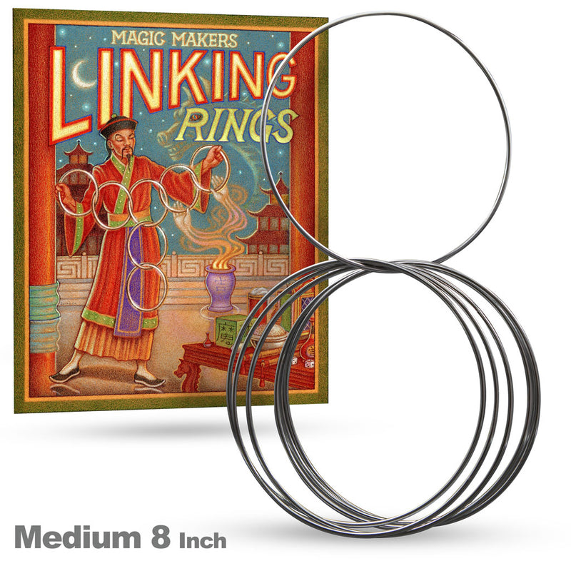 Linking Rings 8
