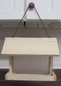 Pavilion Bird Feeder (Unassembled Kit) SALE! Only $6! - My Wood Crafting