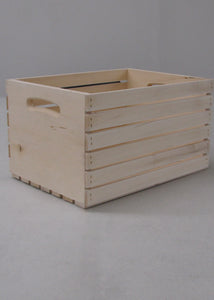 Wood Crates - My Wood Crafting