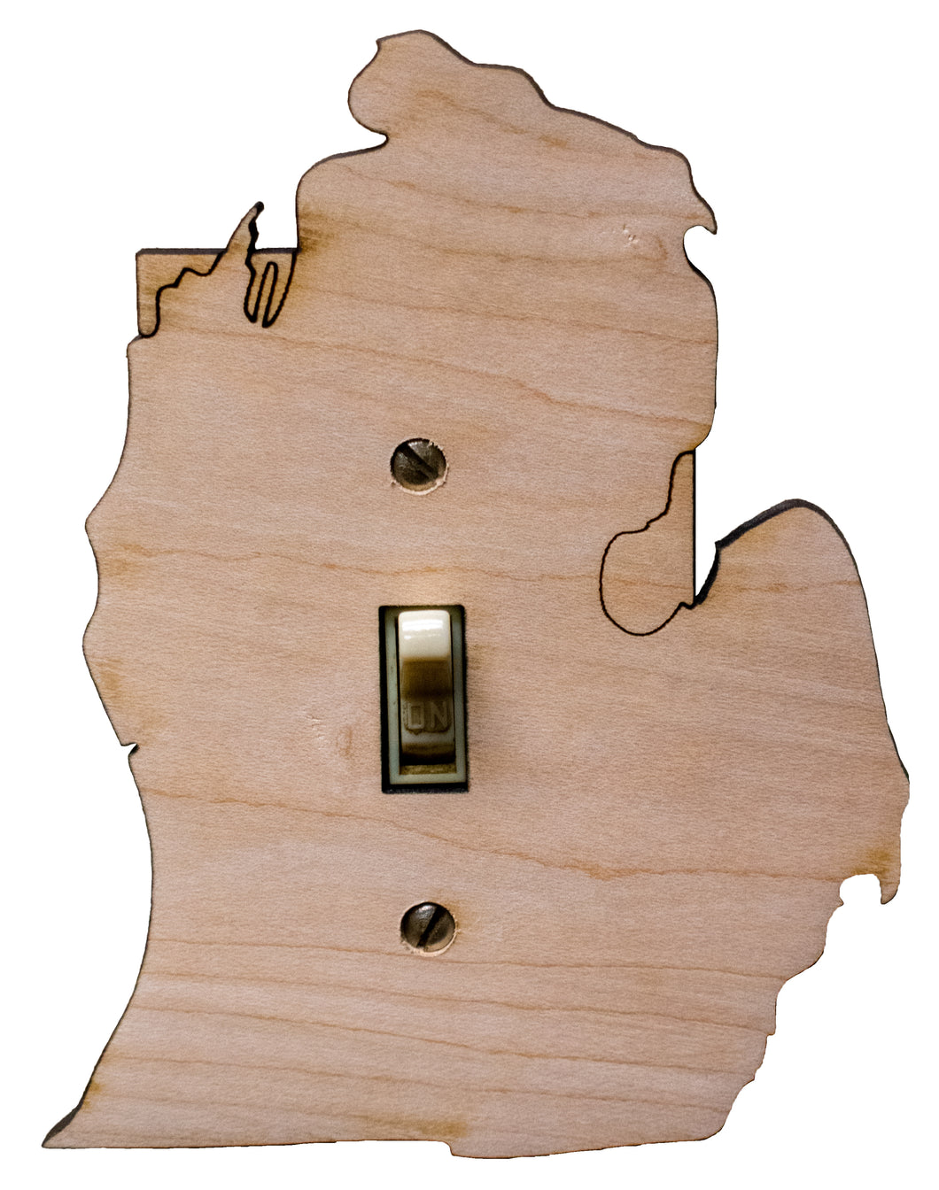 Michigan Light Switch Cover