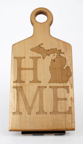 Michigan Maple Cutting Boards - My Wood Crafting